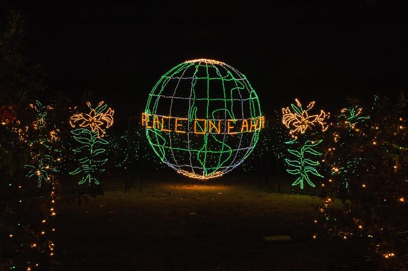 20041218 Bellingrath Christmas Lights 007