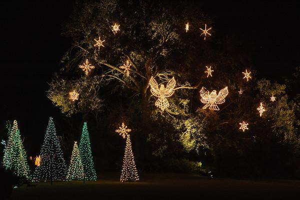 20041218 Bellingrath Christmas Lights 015