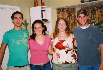 2005 05 Rochelle's grad party