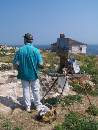 2005 Artists' Days on Thacher Island