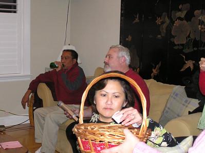 Faces X-mas Party 2005