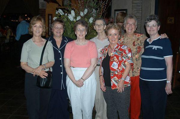 2005 Nurse Reunion