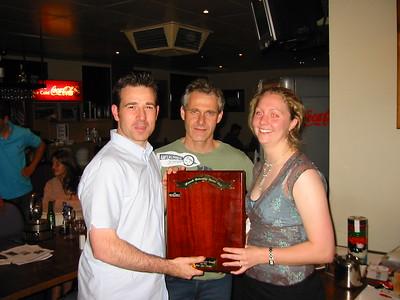 2005 (Inaugural Tim Smurthwaite Club Person of the Year)