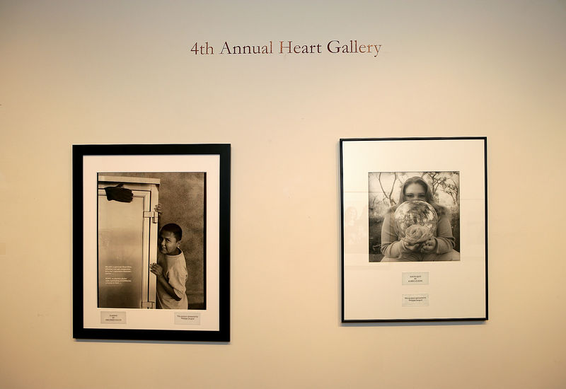 2005 Santa Fe Heart Gallery held at Gerald Peters Gallery