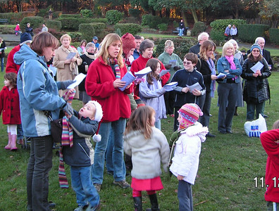 2005 Carols