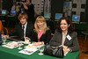 PGD2005 Students at the Conference: Sergey Pylypenko, Nataliya Fedyora, Faten Sharaf