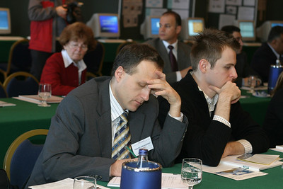 Multistakeholder Diplomacy Conference, Malta, February 11-13, 2005