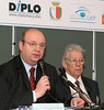 Hon. Dr. Francis Zammit Dimech, Dietrich Kappeler