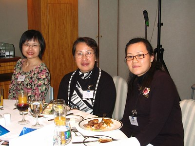 President's Hong Kong Trip 2005