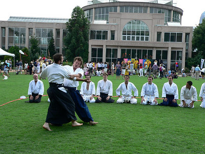 2006 Asian Festival at The Atlanta Botanical Garden (July 8)