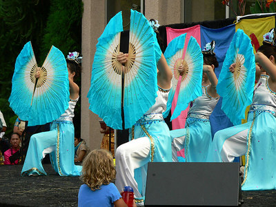 Chinese Dance Troupe