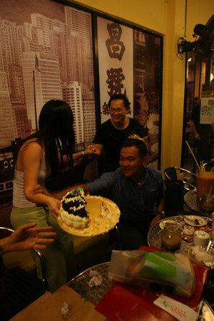 20060223 - Andy Wong Birthday @ Wong Kok