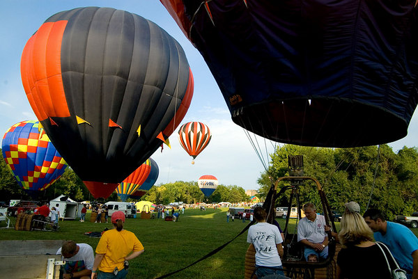 """<font size=""""3"""">Another balloon launches in the distance.</font>"""