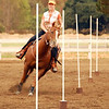 Sue - Adult Pole Bending