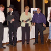 SMCHA's 2005 President, Al Filice, passes out his appreciation gifts to the 2005 Board of Directors.