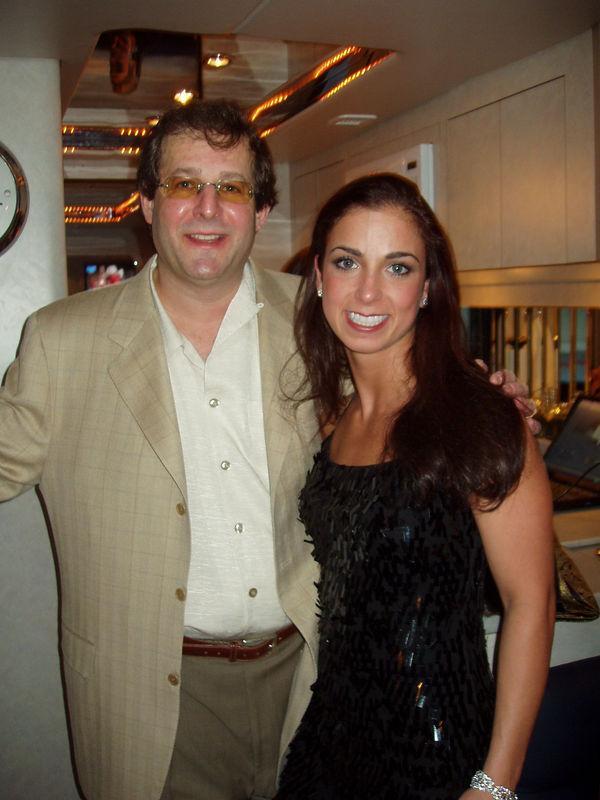 2005 Miss Alaska Rebecca Hayes
