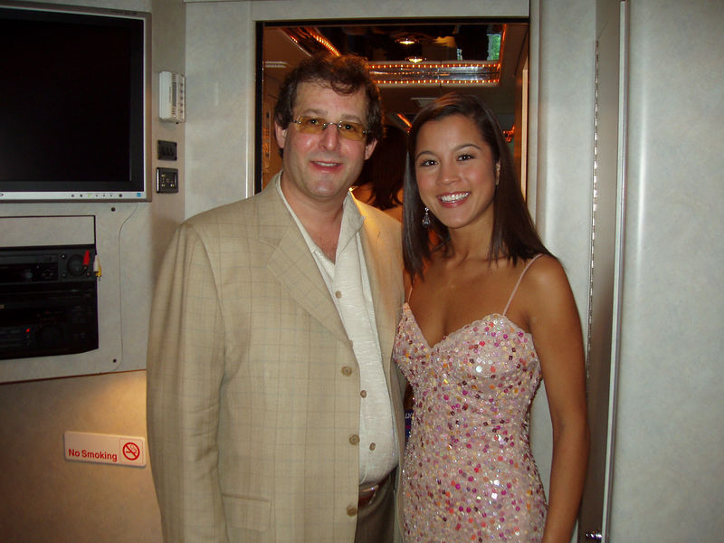 2005 Miss Georgia Monica Pang