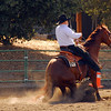 "Gary Schenk riding ""Water Dog Willy"" #158"