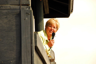 Cheryl Basin, SMCHA's 2nd Vice President, did a fantastic job as the announcer for the Bay Arena! Great job, Cheryl!!!