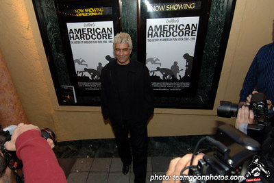Pat Smear of The Germs - American Hardcore Movie Premier - September 20, 2006 - Los Angeles, CA