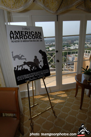 American Hardcore Movie Press Conference - September 21, 2006 - Los Angeles, CA