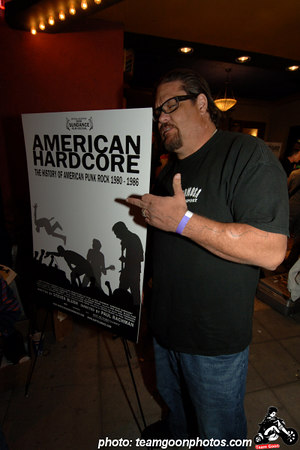 Fletcher of Pennywise - American Hardcore Movie Premier - September 20, 2006 - Los Angeles, CA