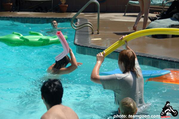 Jenn's B-Day Party - Fullerton, CA - August 11, 2006
