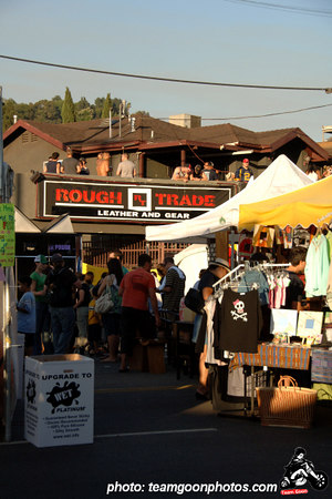 Rough Trade - Sunset Junction Street Festival - Silver Lake - Los Angeles, CA - August 2006 - photo