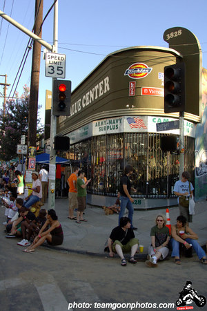 Army Navy Store - Sunset Junction Street Festival - Silver Lake - Los Angeles, CA - August 2006 - photo