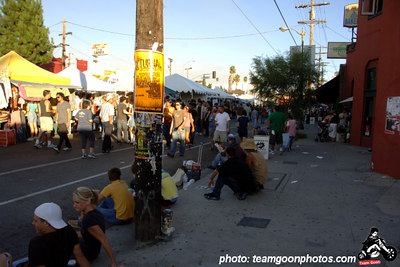 Sunset Junction Street Festival - Silver Lake - Los Angeles, CA - August 2006 - photo