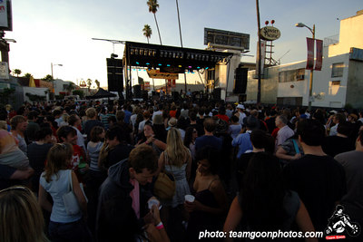 Music - Sunset Junction Street Festival - Silver Lake - Los Angeles, CA - August 2006 - photo