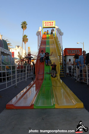 The slide - Sunset Junction Street Festival - Silver Lake - Los Angeles, CA - August 2006 - photo