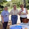 Sue Sheehan, Sharon Gloskowski and Cheryl Basin.
