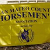 The SMCHA Banner was proudly displayed at the Spring Ride!