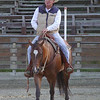 Dan Johndrow riding in Jason Attard's Class