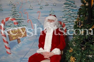 Atsugi Christmas Lunch Photos 2006