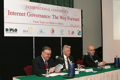 Internet Governance Conference, 2006