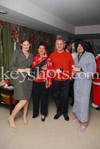 Jackie Aston's Sayonara Party