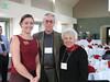 Erin Ogle with Marv and Marian Bolstad