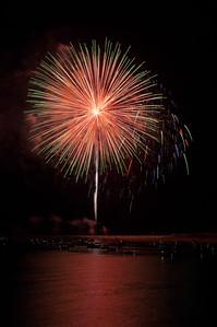 20060704 Destin Fireworks 038