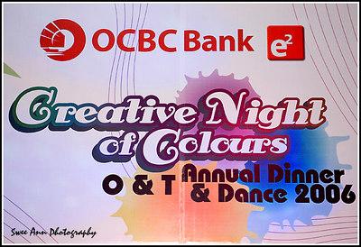 20061111 - OCBC Bank's 2006 Annual Dinner