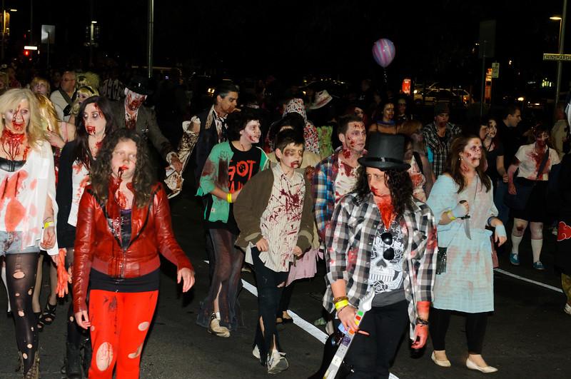 Adelaide Zombie Walk