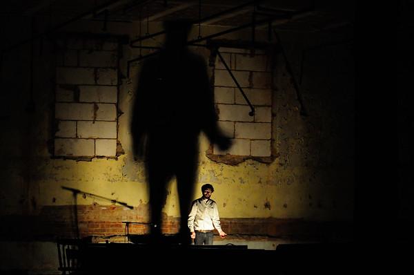 The Beast (Stuart Bowden)
