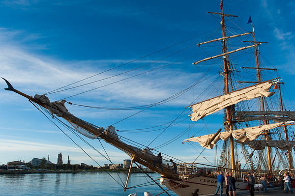 Tall Ships at Port Adelaide