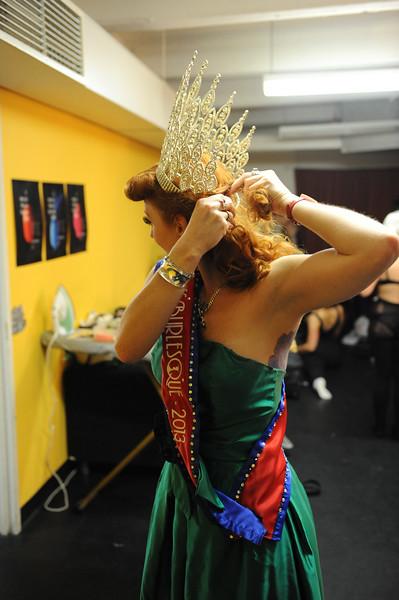 Miss Burlesque South Australia Finals