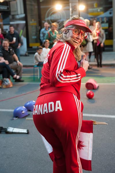 Go Canada! - Kevin Godfrey
