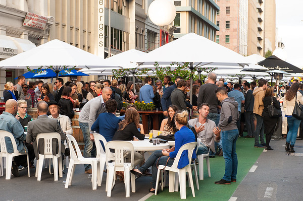 Waymouth Street Party