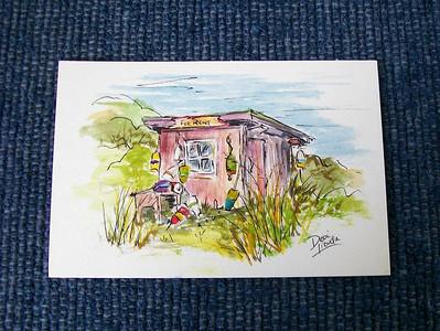 2007 Artist Days on Thacher Island