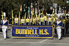 Frank Scott Bunnell High School Marching Band - Stratford, CT