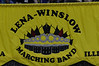 Lena-Winslow Marching Band - Lena, Illinois
